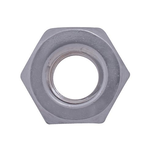 10-32 Écrou hexagonal en acier inoxydable 18.8 Écrou de machine en acier inoxydable