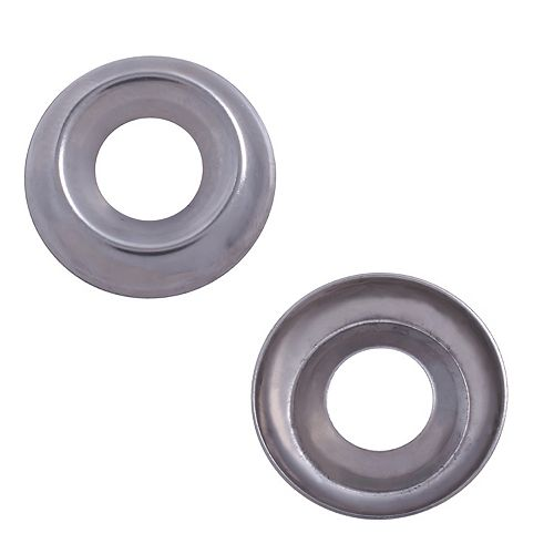 1/4-inch 18.8 Stainless Steel Countersunk Finishing Washer