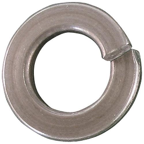 #6 rondelles ressort acier inox. 18-8