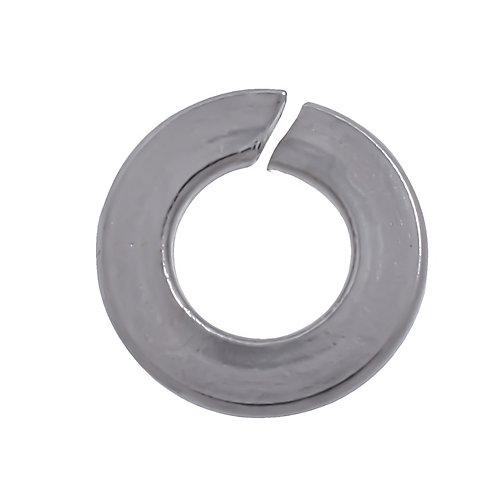 #10 rondelles ressort acier inox. 18-8