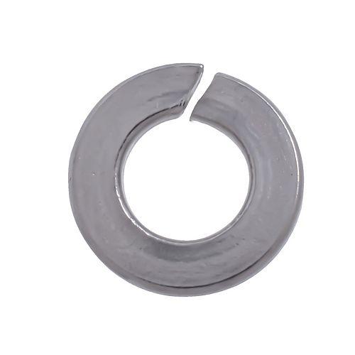 1/4-inch 18.8 Stainless Steel Medium Lock Washers