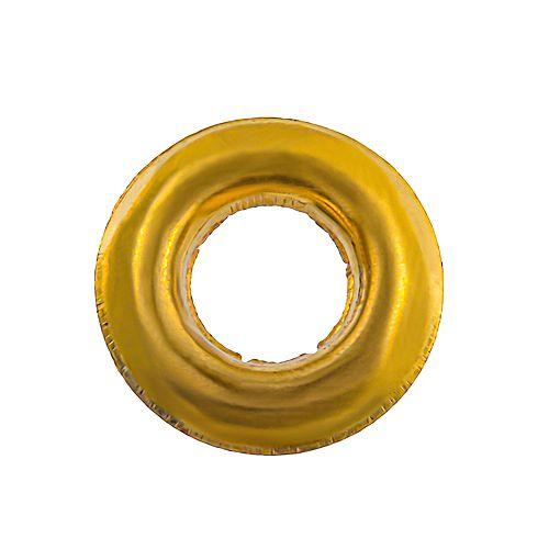 #6 Brass Countersunk Finishing Washer - 100pcs