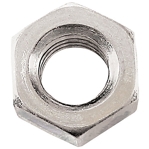 M10-1.50 Classe 8 Écrou hexagonal métrique DIN 934 - zingué
