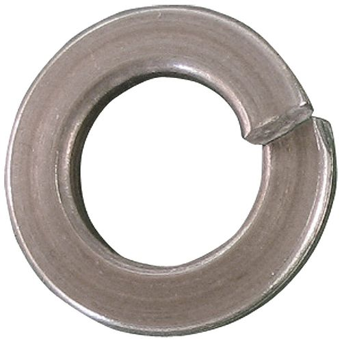 M5 Metric Lock Washers - Zinc Plated