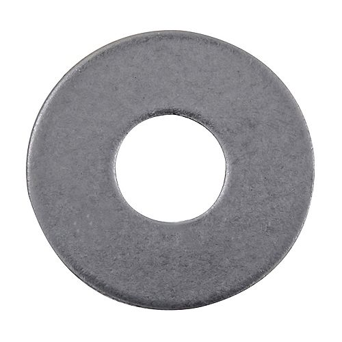 Rondelle d'écartement en acier n° 10 (3/16 pouces)