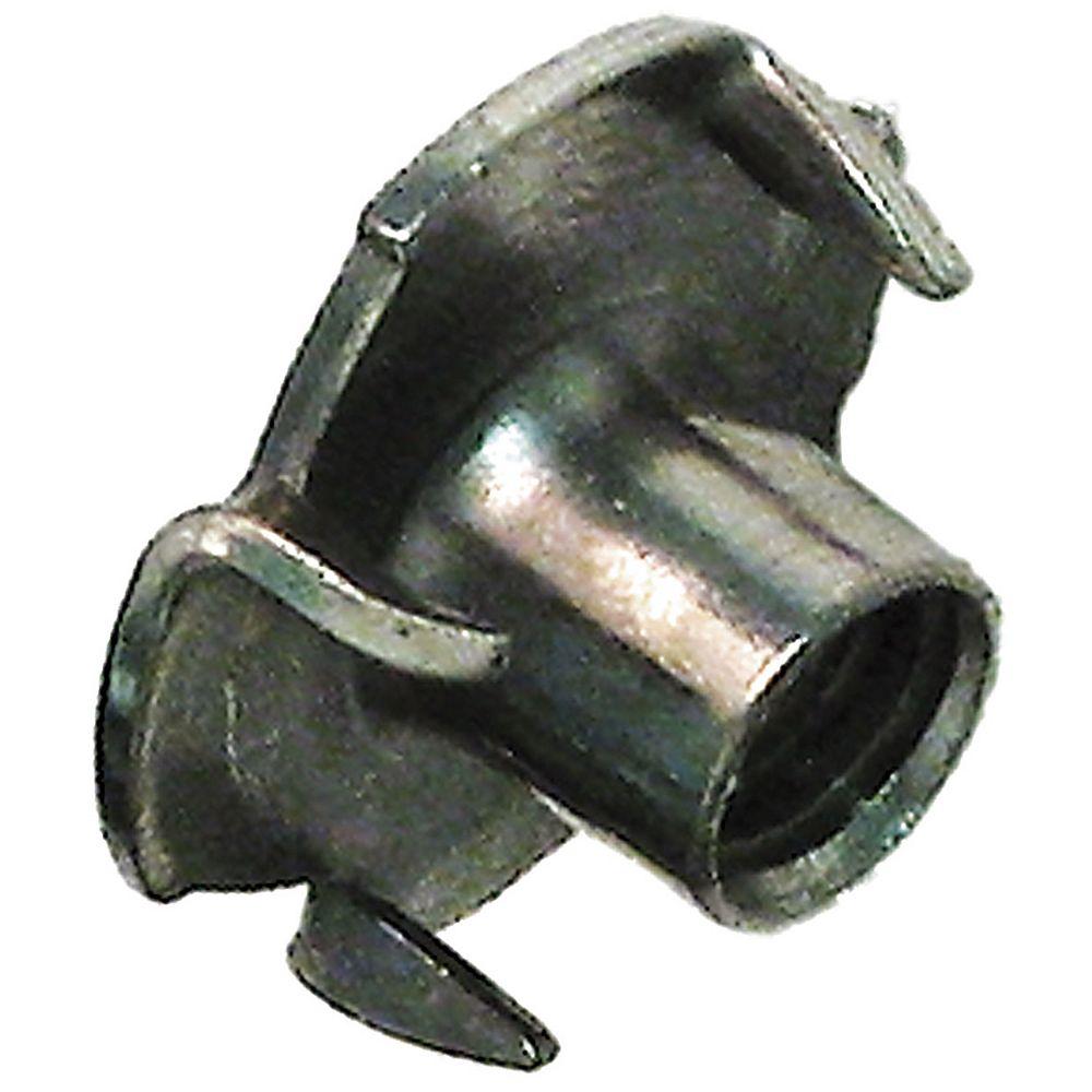 Paulin 1/4-inch-20 Tee Nuts-4 Prong 5/16-inch Barrel Length