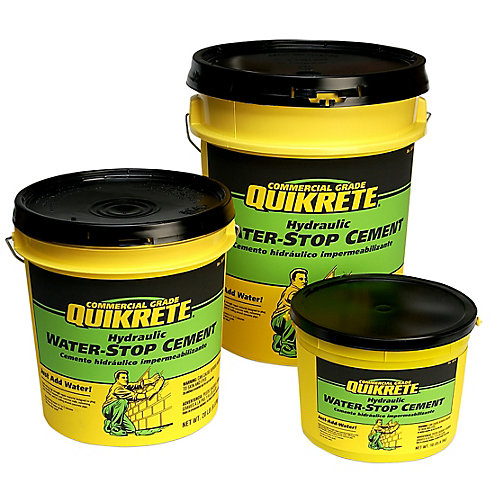 Hydraulic Water Stop Cement 4.5kg