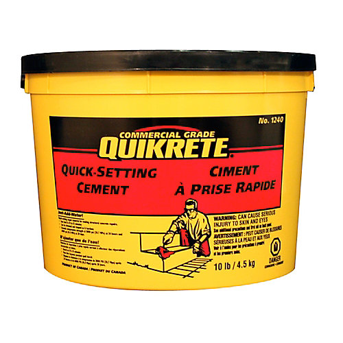 Quick-Setting Cement 4.5kg