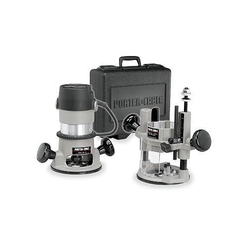 1-3/4 Hp Plunge Router Kit