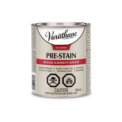 Oil-Based Pre-Stain Wood Conditioner For Interior , 946 Ml