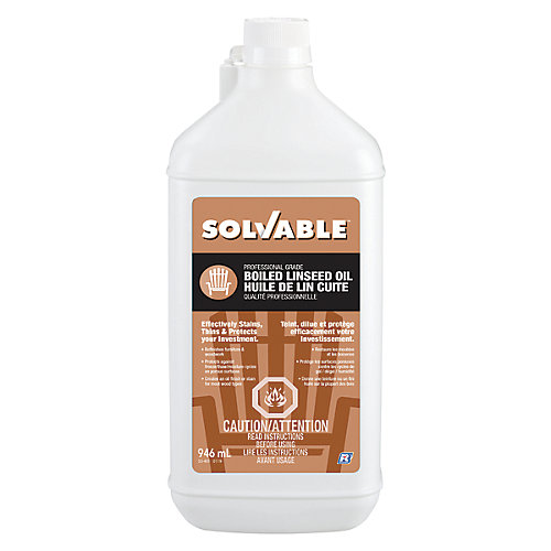 Oil  Solvable Boiled Linseed Oil