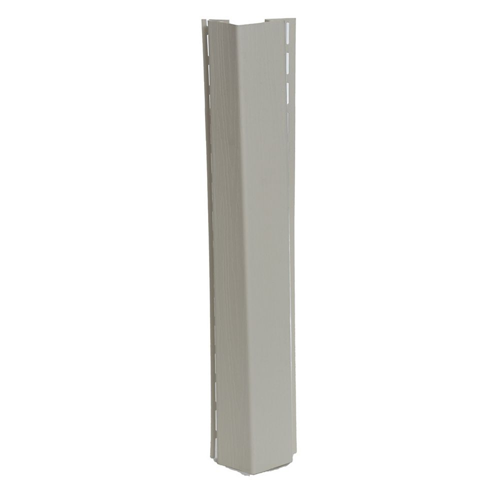 Abtco 1/2-inch Outside Corner Post (OSCP) Antique Ivory (Piece)