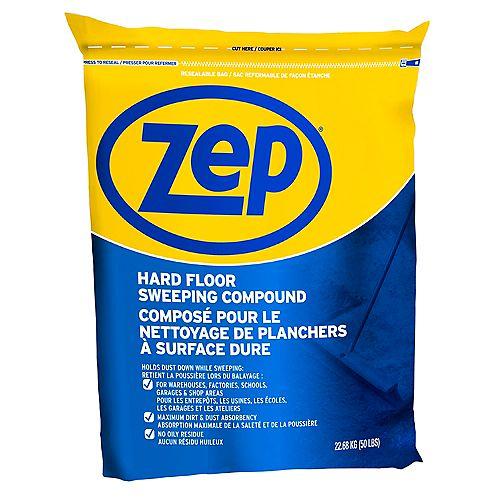 Abat-poussières Zep, sac de 22,7 kg (50 lb)