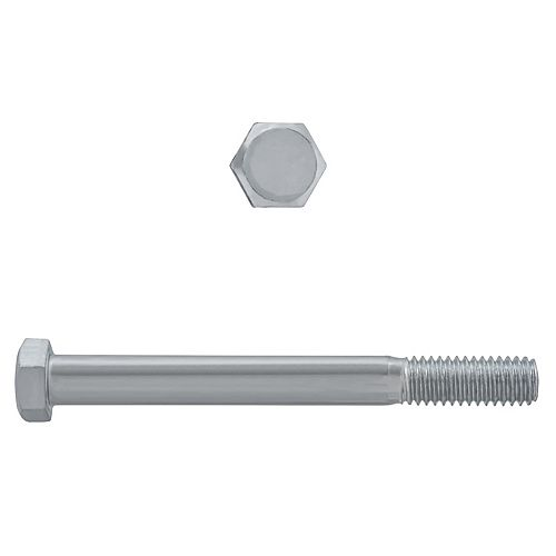 3/8-inch-16 x 3-1/2-inch 18.8 Stainless Steel Hex Head Cap Screw - UNC