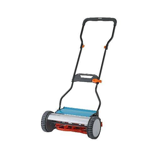 15-inch Cordless Hand Reel Lawn Mower