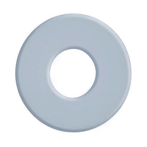 Paulin 1/2-inch Plain Steel Washers - Zinc Plated