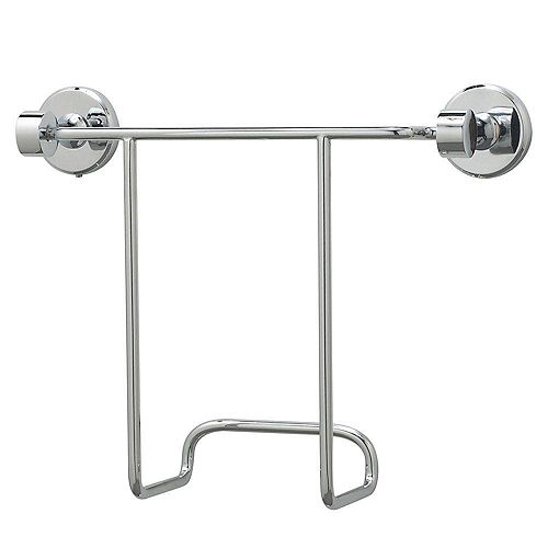 Philip Magazine Rack Polished Chrome