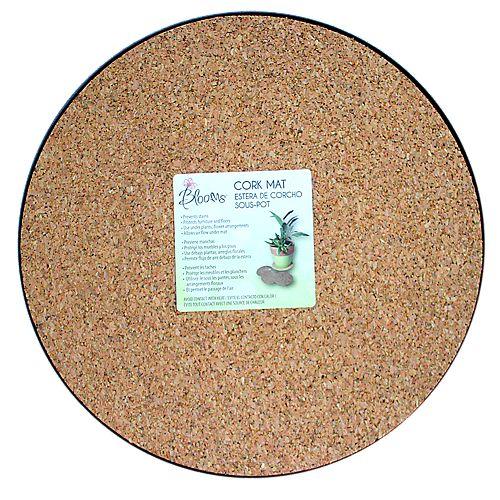 12 inch  Cork Mat