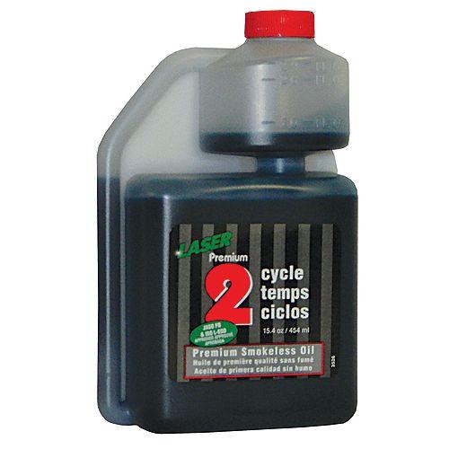 15.4 fl. oz / 454 mL 2-Cycle Oil