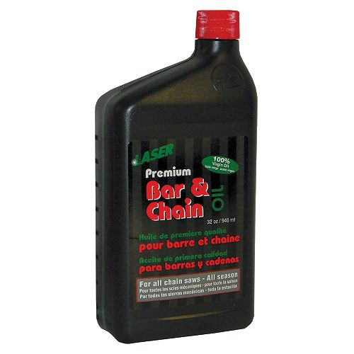 32 fl. oz / 946 mL Bar & Chain Oil