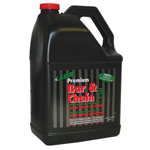 128 fl. oz / 3.785 L Bar & Chain Oil