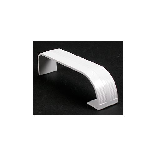 Legrand Wiremold CableMate Baseboard Coupling White