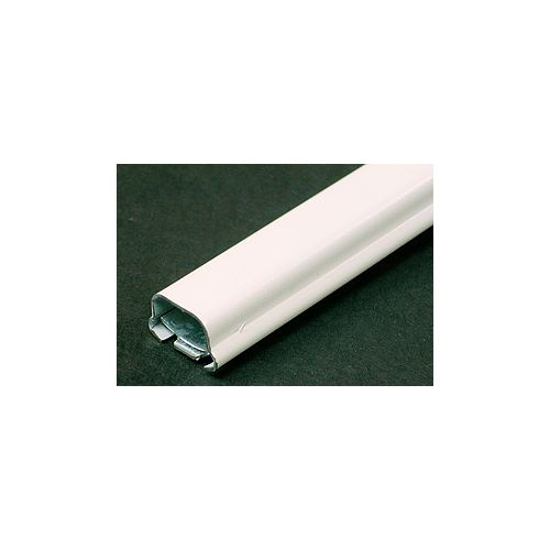 700 Series Metal Raceway Channel White