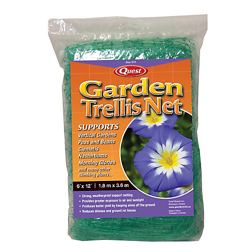 6 ft. x 12 ft. Garden Netting