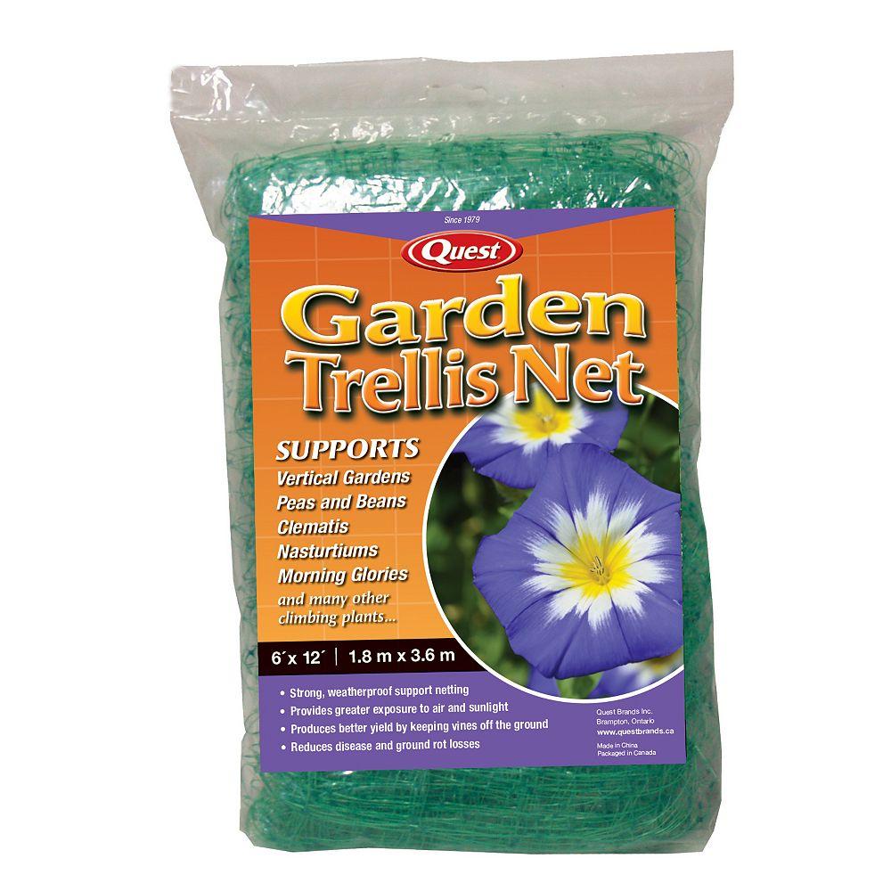 Select 6 ft. x 12 ft. Garden Netting