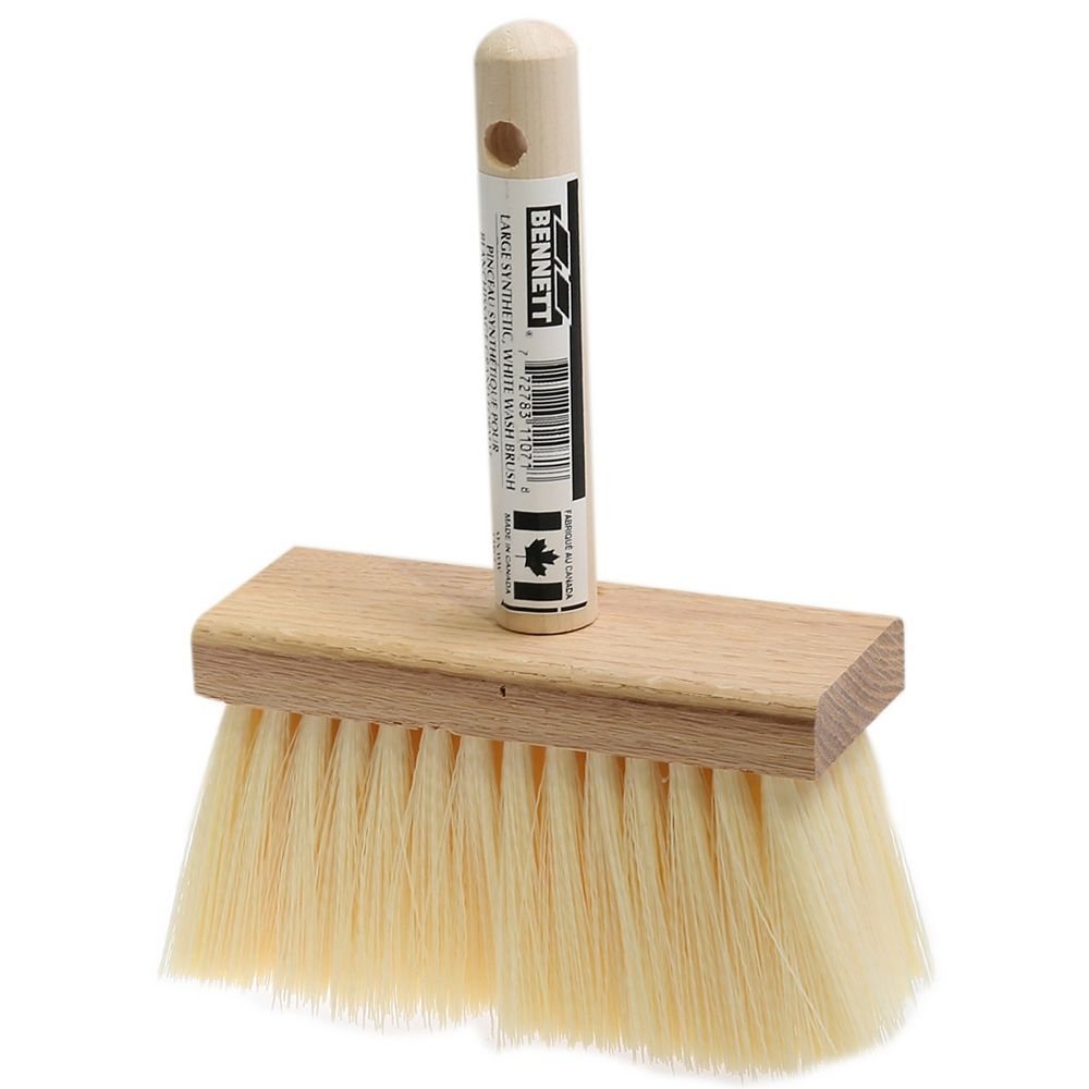 BENNETT Medium White Wash Brush