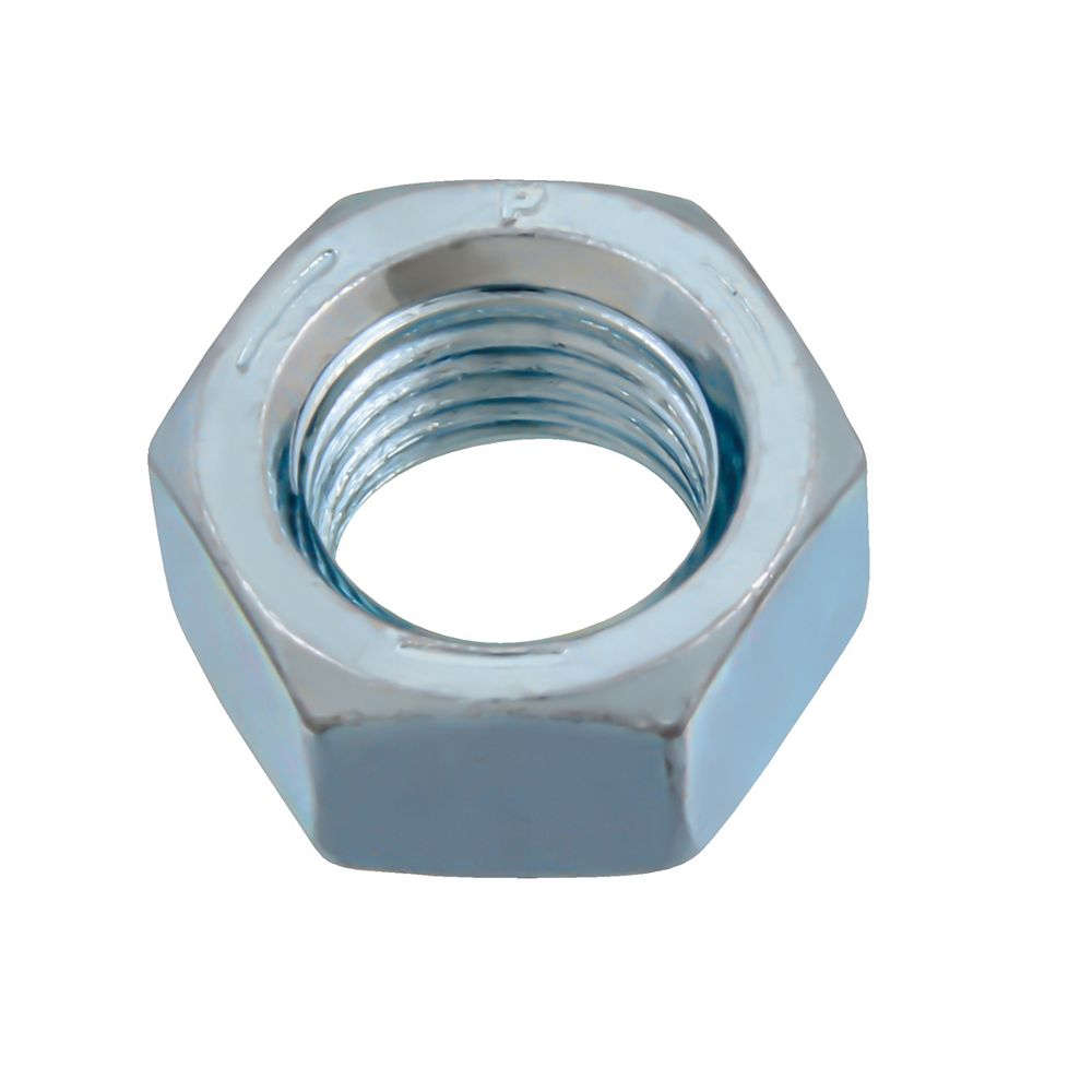 Paulin 3/8-inch-24 Finished Hex Nut - Zinc Plated - Grade 5 - UNF