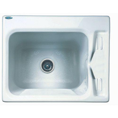Deluxe Acrylic Laundry Sink