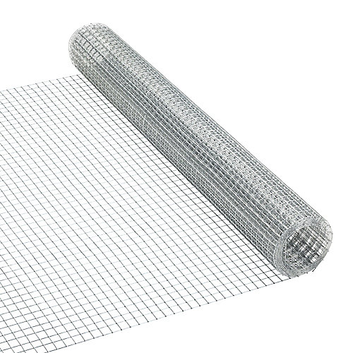 Hardware Mesh 1/2 inch x 1/2 inch 24 inches x 5 feet