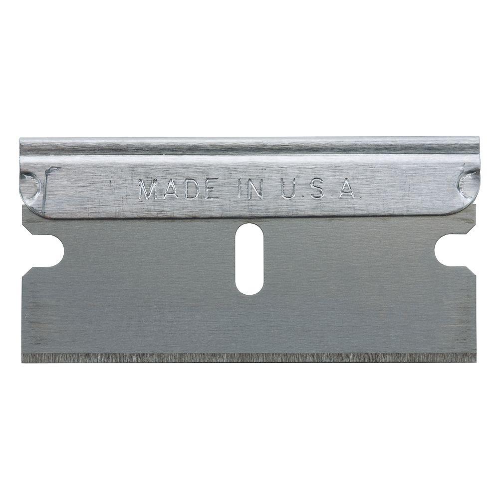 STANLEY Razor Blades Single edge 100pk