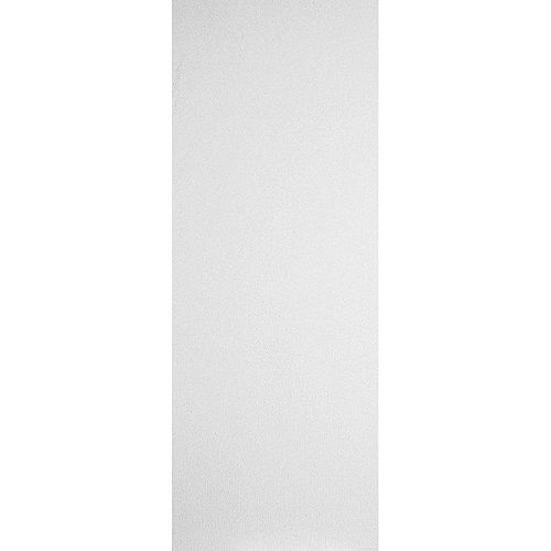 30-inch x 80-inch Primed Hardboard Door Slab