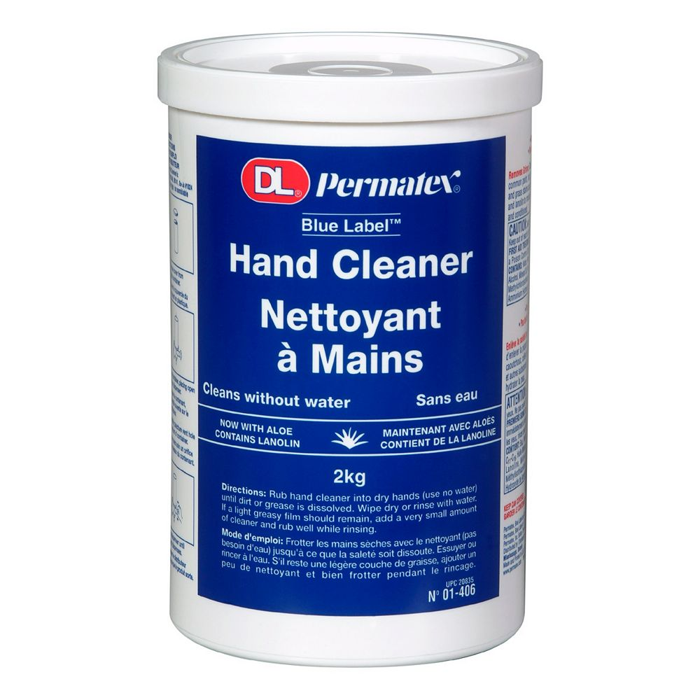 Blue Label Nettoyant en crème Blue Label