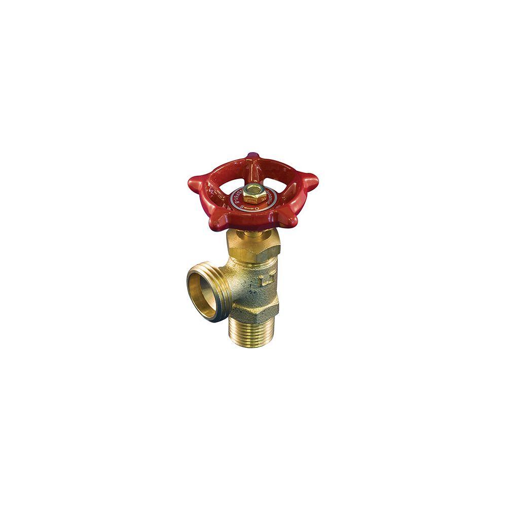 Aqua-Dynamic Boiler Drain Valve 1/2 Inch