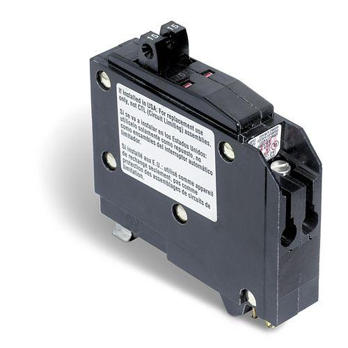 Disjoncteurs en tandem QO  de 15A unipolaire