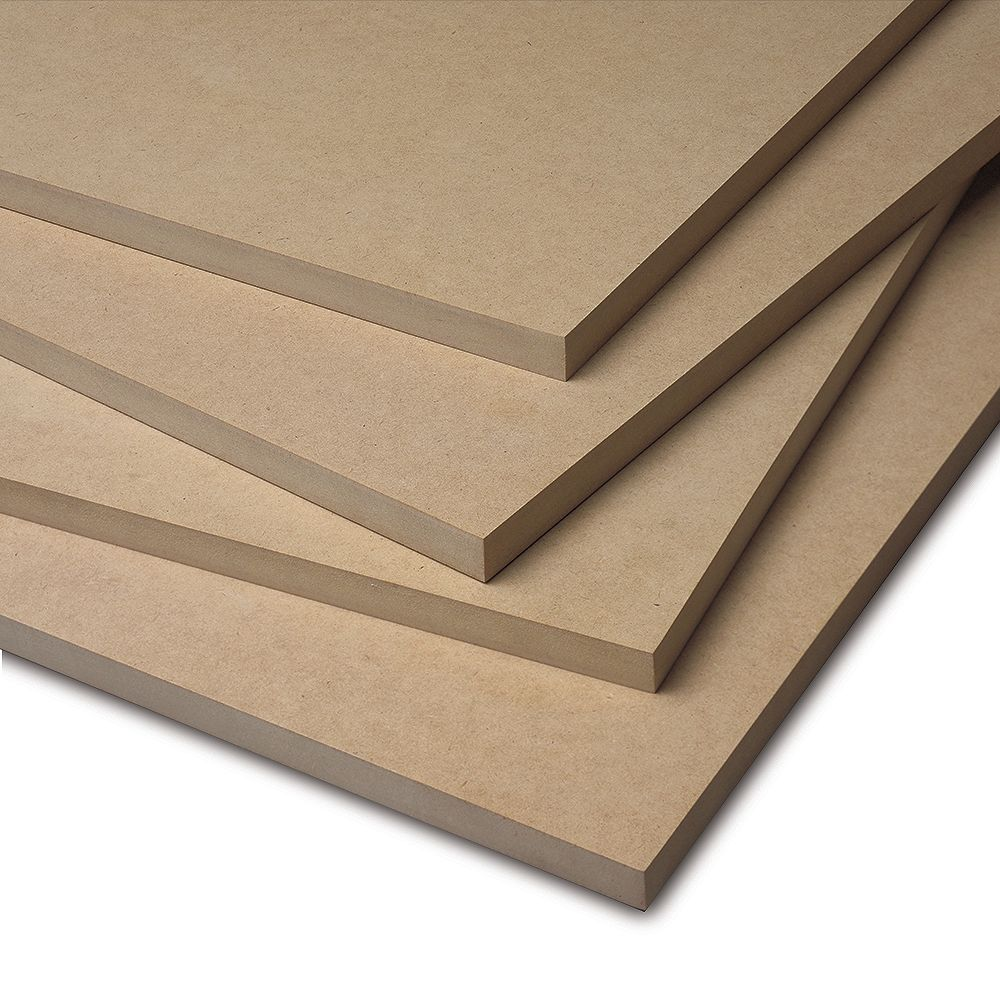 UltraStock Medium Density Fibreboard - 3/4 x 49 x 97