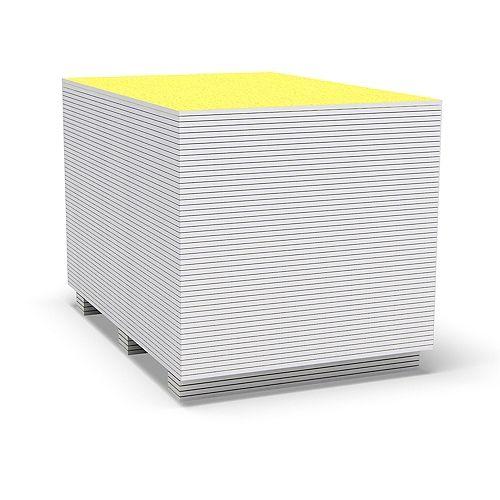 1/2-inch x 32-inch x 60-inch Fiberglass Mat Tile Backer