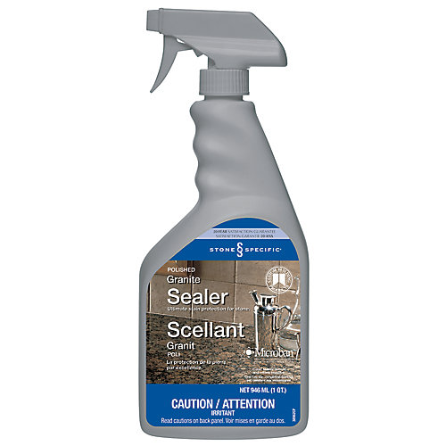 StoneSpecific Polished Granite Sealer