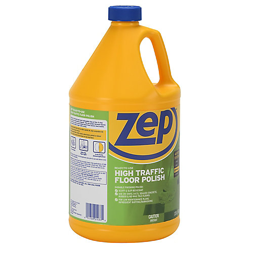 Zep High Traffic Floor Finish 3.78L