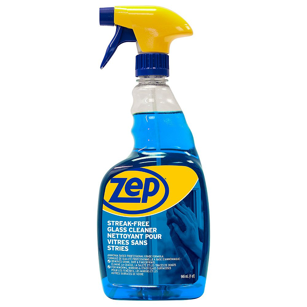 Zep Commercial Zep 946 mL Ammonia-Based Glass Cleaner