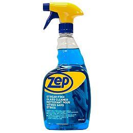 Nettoyant Zep pour verre 946 ml