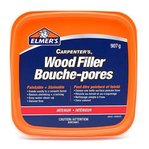 Interior Wood Filler 907GR Tub