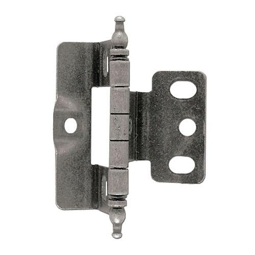 Wraparound Hinge - Wrought Iron