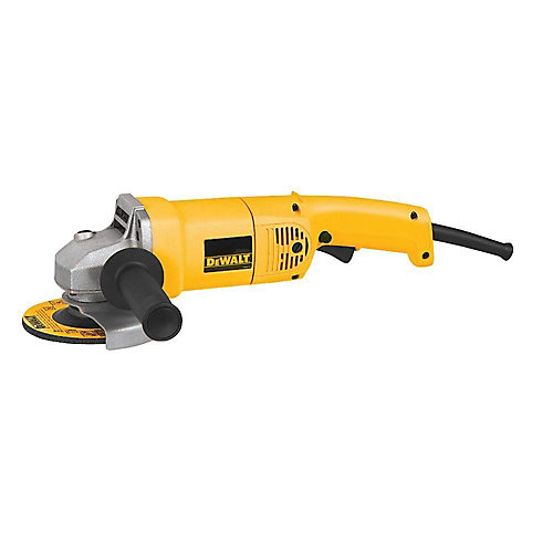 12 Amp 5-inch 10,000 RPM Medium Angle Grinder