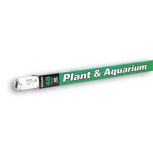 "Fluorescent 40W T12 48"" Plant Light"
