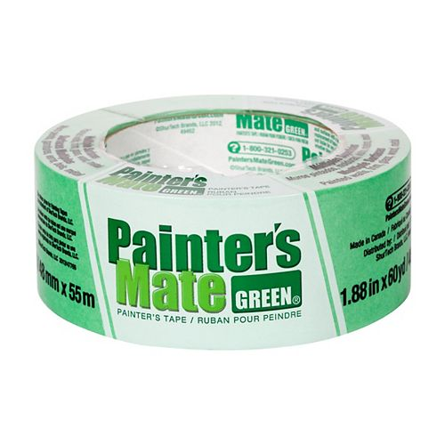 Painter's Tape, 1.88 inch x 60 yds., Green