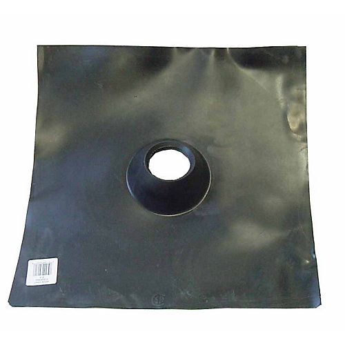4 Inch Neoprene Roof Ventflash
